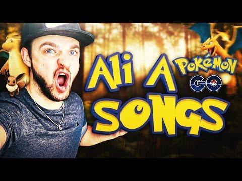 AliA Pokemon Go Songs 2016