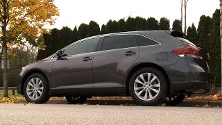 Car Review Episode 1307 2016 Toyota Venza
