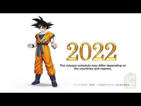 Dragon Ball Super: Super Hero - Teaser Trailer 2022