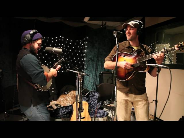 Cahalen Morrison & Eli West - On God's Rocky Shore (Live On KEXP)