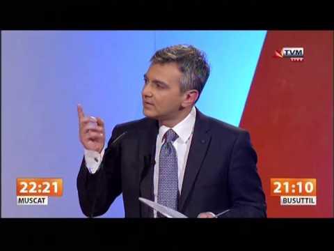L-ewwel dibattitu bejn Joseph Muscat u Simon Busuttil