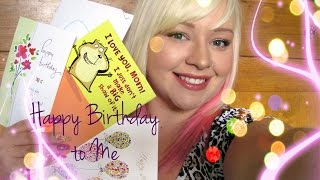 Happy Birthday | Gift Haul Thumbnail