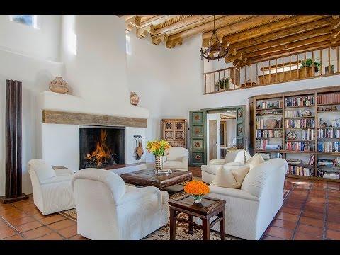 Luxury Home for Sale Santa Fe, NM - New Real Estate Property Listing in Santa Fe