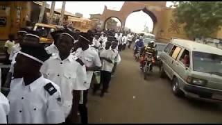 #zazzau2018 procession
