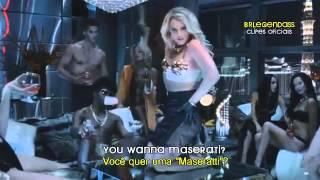Britney Spears - Work Bich (Official Video) Legendado (Lyrics On Screen)
