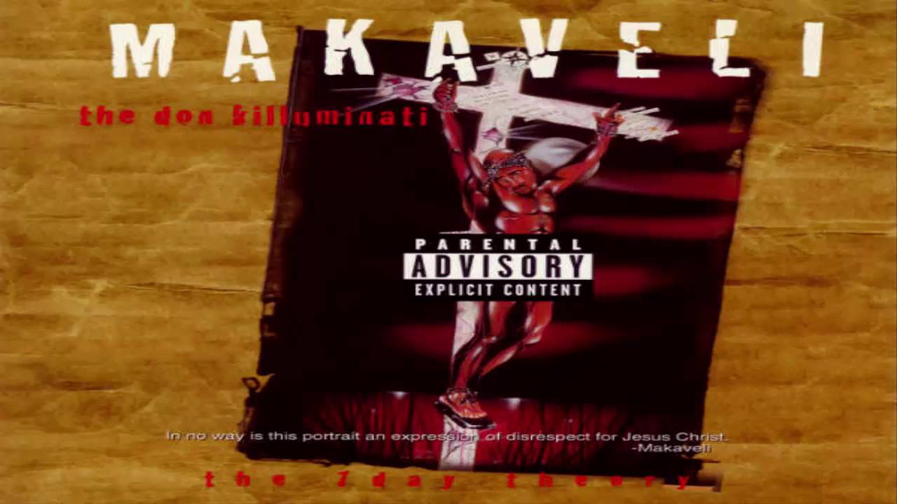 makaveli the don killuminati the 7 day theory full