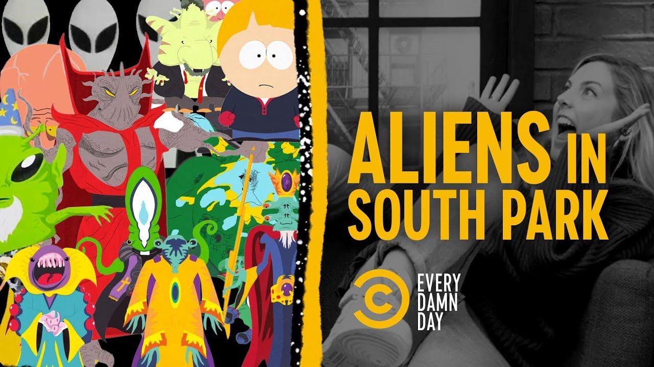Download South Park's Best Alien Encounters