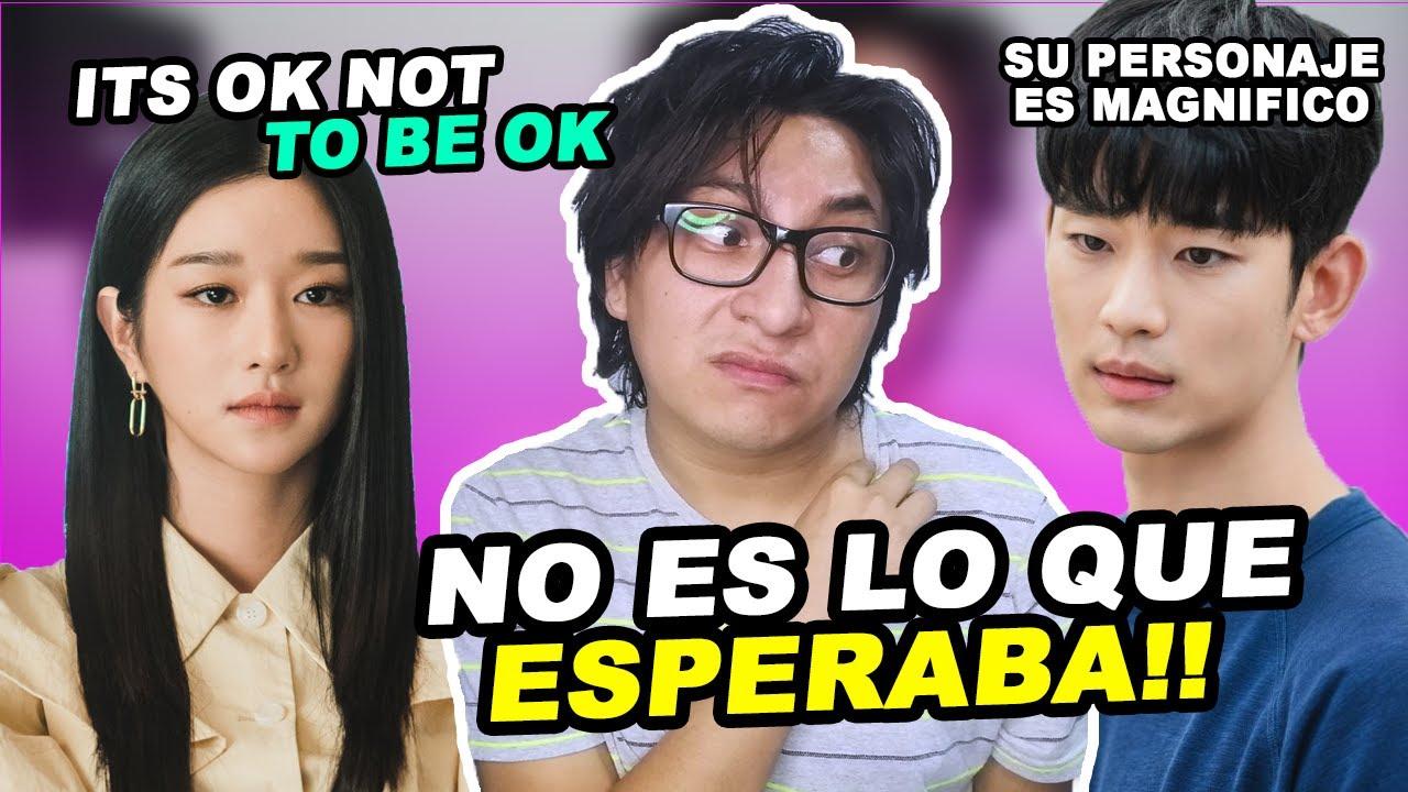 TODO SOBRE ITS OK NOT TO BE OK| PRIMERA IMPRESIONES | ES UNA HISTORIA FUERA DE LO COMÚN