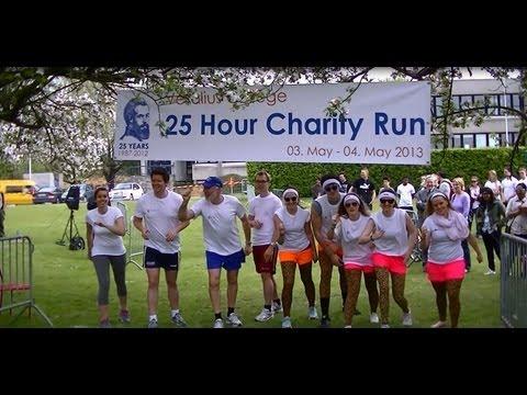 Vesalius College 25h Charity Run