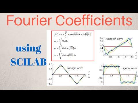 Fourier Series and SCILAB - BragitOff com