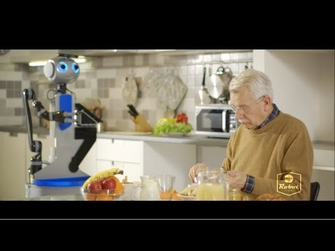 Robot-Era Project Official Video - Sub ITA
