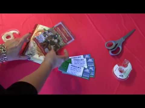 How To Wrap Tickets From Your Friends At Schlitterbahn