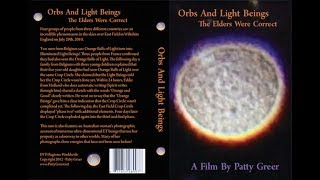 """Orbs and Light Beings"" from Patty Greer Films - STREAM MOVIE FREE!"