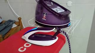 видео Утюги с парогенератором