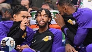 Deciding the top-4 Western Conference NBA playoff teams | Jalen & Jacoby