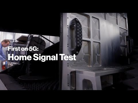 5G Home Signal Test | Best for a good reason.