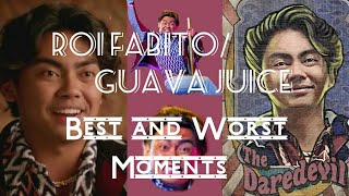 Roi Fabito/Guava Juice   Escape the Night   Best and Worst Moments