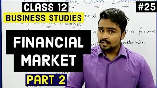 #25,Primary and secondary | stock market(Class 12 business)