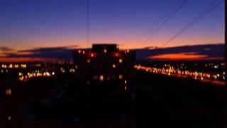 Ночь 17 этаж