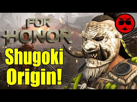 For Honor Shugoki Cultural Secrets! - Game Exchange