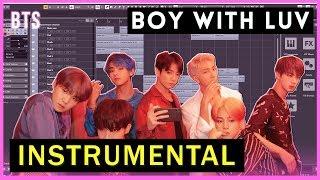 BTS 'Boy With Luv' INSTRUMENTAL REMAKE - By_J.seol