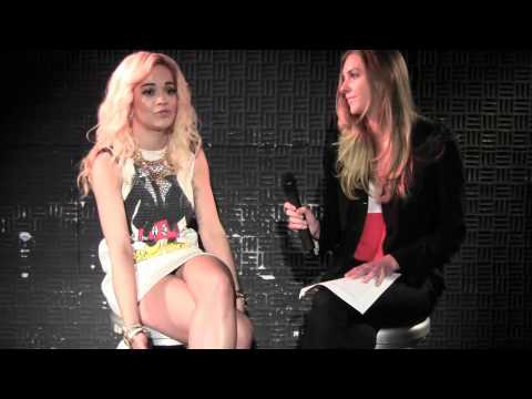 Rita Ora Interview: 'Ora,' Advice From Beyonce + More