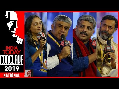 Farmers' Issues Need To Take Centrestage, Say Panelists at India Today Conclave 2019