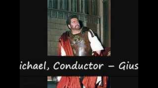 "Carlo Cossutta-""Se quel guerriero io fossi!...Celeste Aida..."", Aida, Giuseppe Verdi"