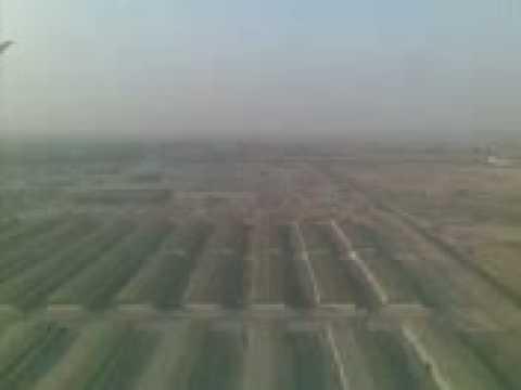 Air Arabia Landing to Sharjah International Airport, UAE