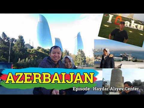 Baku city tour - Heydar Aliyev Center