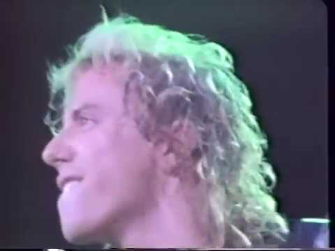 Night Ranger - Four In The Morning (live Wishes Tour 85') mp3