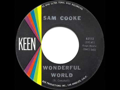 1960 HITS ARCHIVE: Wonderful World - Sam Cooke