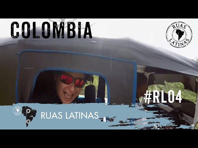 Ruas Latinas - Episódio 4 #mudançadeplanos1