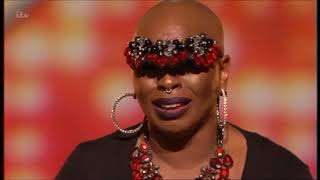 THE X FACTOR 2018 AUDITIONS - JANICE ROBINSON - DREAMER BY LIVIN' JOY