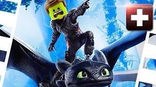 Kino+ #239   The Lego Movie 2, Drachenzähmen leicht gemacht 3, The Prodigy & Liam Neeson