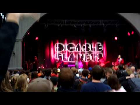 Digable Planets - Live in Saint Petersburg (04.08.2017 New Holland island)