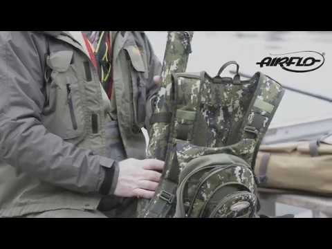 Airflo Covert Adventurer Chest Backpack