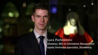A Masters degree from Cass Business School will help you to special...