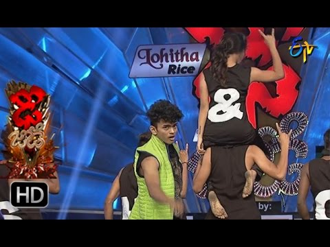 Sanketh and Priyanka Performance | Dhee Jodi | 19th April 2017 | ETV Telugu