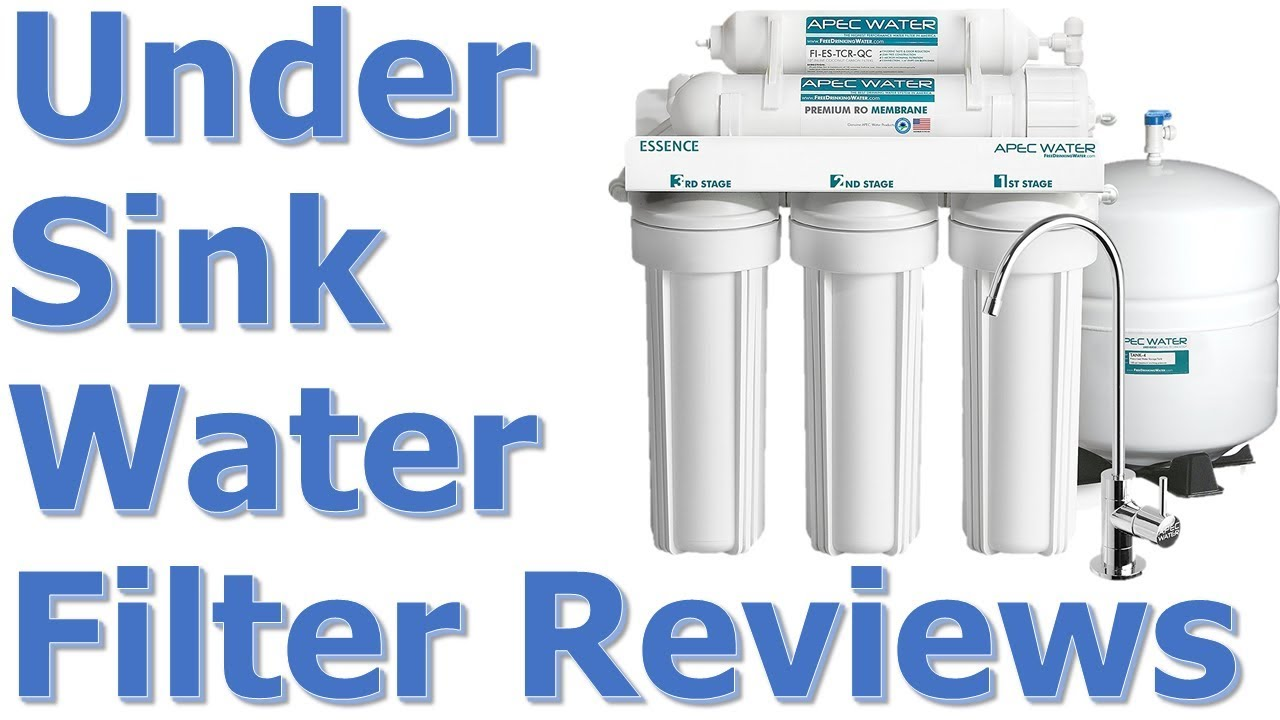 best under sink water filter system reviews best under sink water filter - Undersink Water Filter