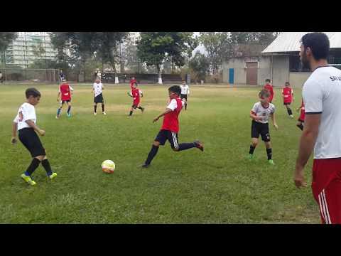 RR Sport Club SAC 3 - 0 Caracas FC [Liga Hermanos Calvo - Sub 10]
