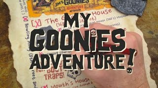 My Goonies Adventure (The Goonies Film Locations Astoria, OR)