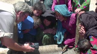 """Making Friends among the Taliban"" book trailer"