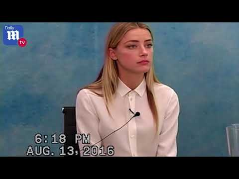 Johnny depp amber heard newest voice recording and ambers deposition 17 . 3 . 2020