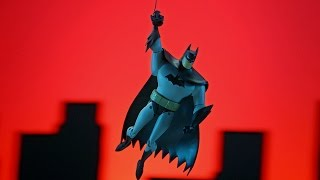 Batman: The Animated Series Action Figures - New Commercial!