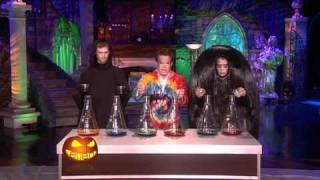 Steve Spangler on The Ellen Show - Halloween - October 2010