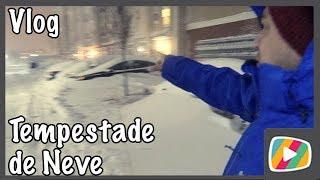 Tempestade de neve na região de Boston - DbTv #908