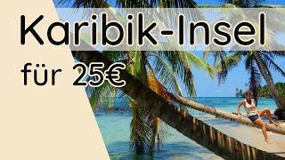 Little Corn Island: Karibik-Insel für 25 € ● Nicaragua  ⦿ Weltreise Vlog #28