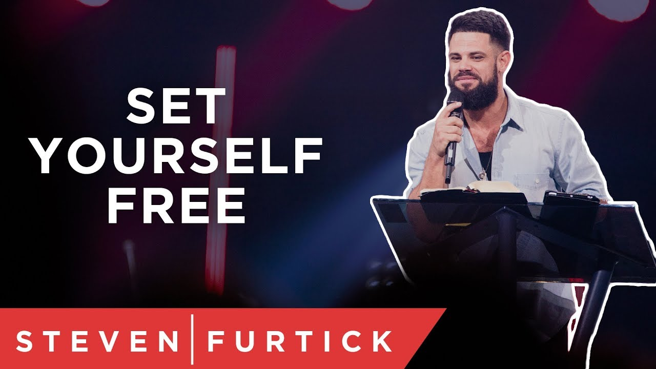 Wouldn't it feel good to be free? | Pastor Steven Furtick