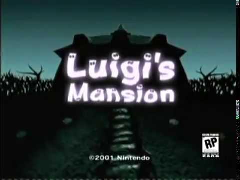 Luigi's Mansion Trailer